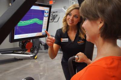 The Exercise Coach opened in April in Pearland