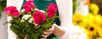 Backstage Florist in Richardson has moved.