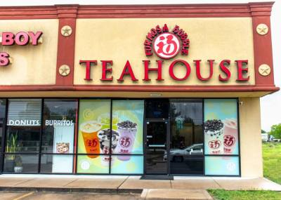 Formosa Bubble Teahouse is now open on Telge Road.