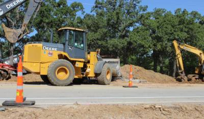North White Chapel Boulevard in Southlake is about to enter the second phase of construction.