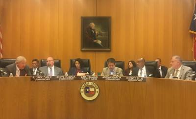 Harris County commissioners approved a request April 30 that will bolster the district attorney's environmental crimes division.