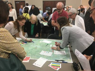 Residents are invited to attend public meetings to identify where future projects could go.