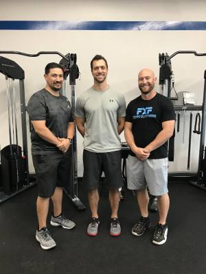 Fixed by Fitness offers appointments with professional personal trainers.