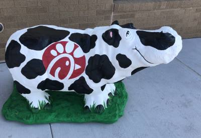 Chick-fil-A Hutto opened May 16.