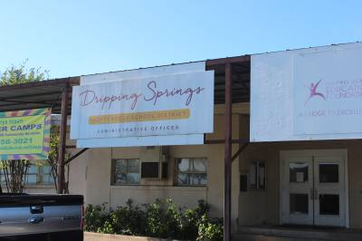 Dripping Springs ISD's board of trustees gathered on May 13 for an Agenda Review.