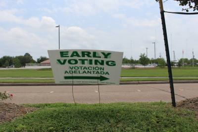 Early voting ended on April 30 for Fort Bend County races.