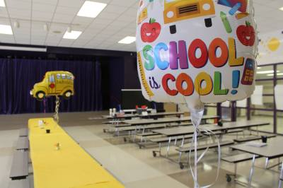 The Montgomery ISD board has two new trustees. Shown: Lincoln Elementary School