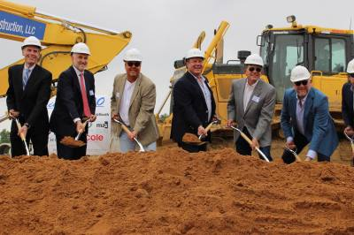 A groundbreaking event was held May 22 for the upcoming Delta Marriott Southlake, which will be built on the southeast corner of SH 114 and North White Chapel Boulevard.