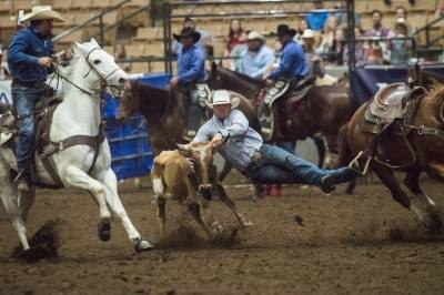 The Franklin Rodeo will be held May 16-18.