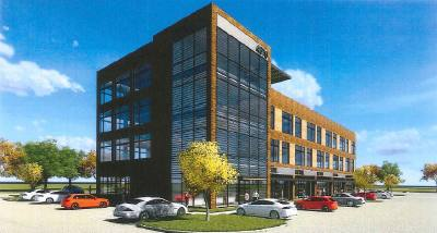 A rendering of Michelle Commercial shows what the project might look like.