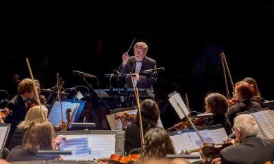 The Kingwood Pops Orchestra is one of many performing arts groups in the Lake Houston area.