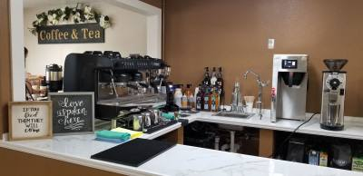 Magnolia Coffee House Bistro opened May 30 on FM 1774 in Magnolia.