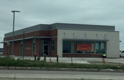 A McDonald's is in the works for Gattis School Road in Hutto.