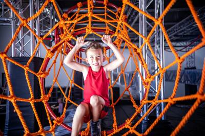 Move Sport Ninja Academy, founded by a seven-time American Ninja Warrior finalist, will open in Pflugerville May 24.