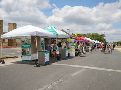 The Old Town Street Festival in Leander is May 18.