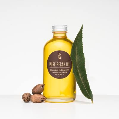 Pecan oil is used for cooking, beauty and more.