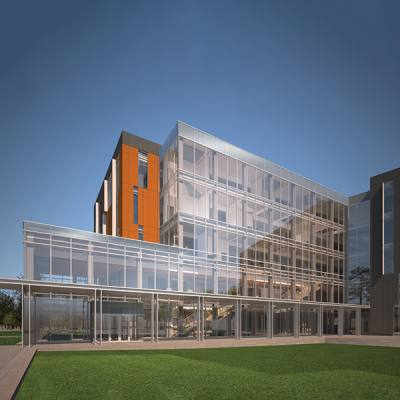 The five-story, $65 million project on 7.3 acres is slated for a December 2019 completion.