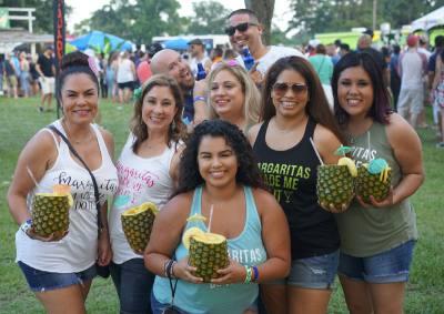 Enjoy tacos, tequila, music at Preservation Park