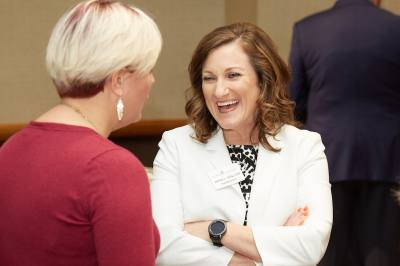 The Plano Chamber of Commerce announced May 21 Jamee Jolly, the chamber president, is stepping down to accept a new position in the Plano community.
