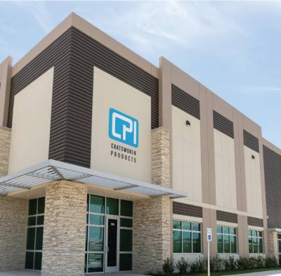 Chatsworth Products will open its Round Rock center May 14.