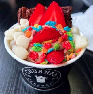 Churned Creamery plans to open in Missouri City in the fall.