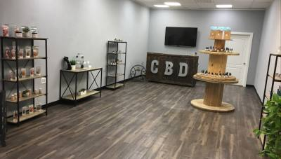 Your CBD Store Spring is now open on FM 2920.