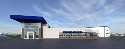 Cirrus Aircraft is opening a new facility at the McKinney National Airport in 2020.
