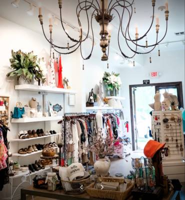 Karadise Boutique opened April 5 in Adriatica Village.