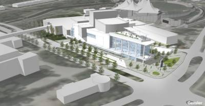 The Woodlands Township plans to discuss pursuing a new arts center.