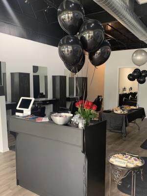 Sharpline Men's Hair Studio is now open in Richardson.