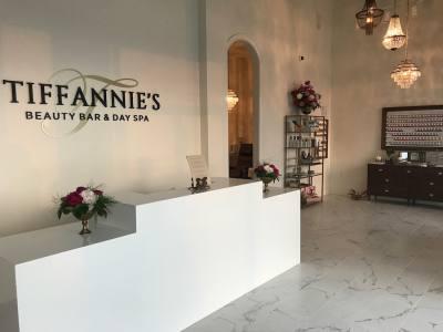 Tiffannie's Beauty Bar & Day Spa is now open in Cypress.