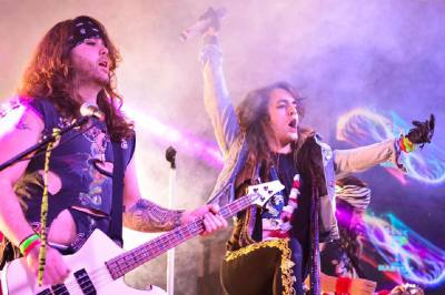 Rock the Dock at the Kemah Boardwalk will feature live music every Thursday night. Performers include The Velcro Pygmies, L.A. Roxx, The Fab 5, Bag of Donuts, Best of Both Worlds, 7 Bridges and Escape. 7-10:30 p.m. Free. 215 Kipp Ave., Kemah. 877-285-3624. www.kemahboardwalk.com