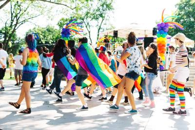 The North Texas Pride Festival is happening June 15 in Plano.