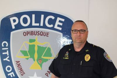 Oak Ridge North Police Chief Tom Libby assumed his position on Jan. 1, after more than 25 years on the force, following the retirement of former Police Chief Andy Walters.