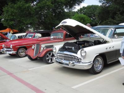 First Presbyterian Church of Tomball hosts its sixth annual Vintage Car Festival on May 11.