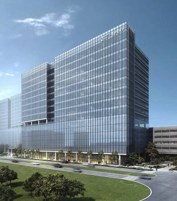 Expedia Group on May 2 announced HomeAway will rebrand to Vrbo. The company will soon move into a 315,000-square-foot, 16-story Domain office tower currently under construction.