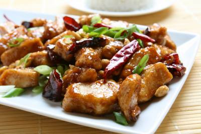 Jupiter China serves authentic Chinese food.