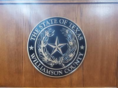 Williamson County Commissioners Court meets most Tuesdays at the county courthouse on the Square in downtown Georgetown.