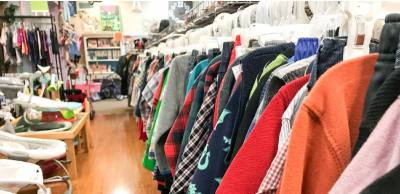Uptown Cheapskate will pay cash for gently used name-brand clothes and accessories.