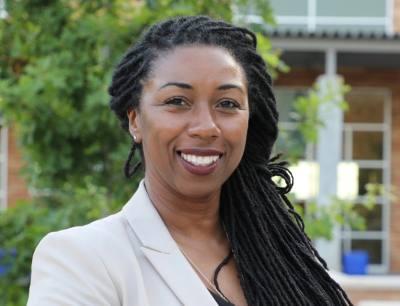 Denisha Presley will serve as the 2019-20 San Marcos High School principal.
