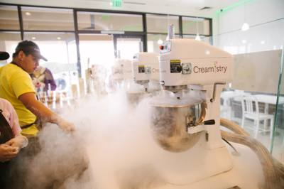 Creamistry is set to open a new location in Vintage Park this summer.