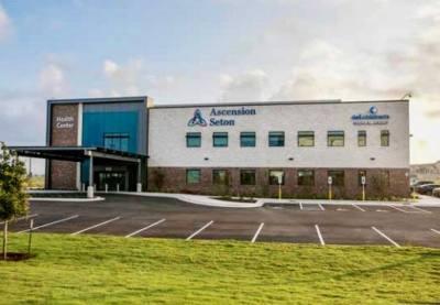 Ascension Seton will open a new health center in Buda.