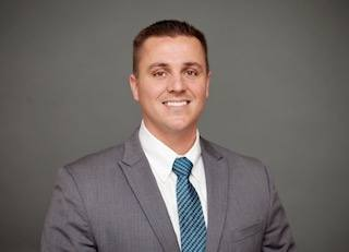 James Hartshorn will begin his role as an assistant city manager in June.