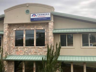 Glenn Roberts opened a Farmers Insurance agency in the Lakeway area at the beginning of the year.
