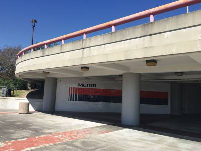 A partial shutdown of portions of METRORail's Red, Green and Purple lines is underway to repair wire breaks that could pose a potential risk to the public.