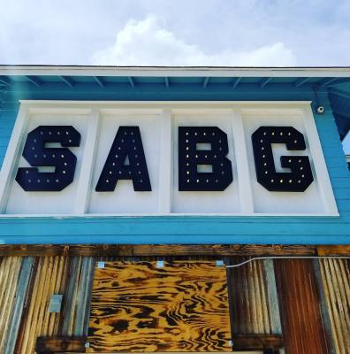South Austin Beer Garden is located on Manchaca Road and opened this spring after numerous delays related to permitting.