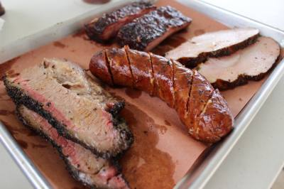 Enjoy barbecue at Reveille Barbecue Co.'s one-year anniversary celebration this weekend.