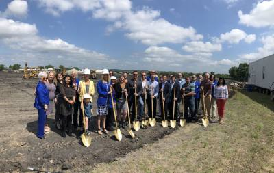 A groundbreaking ceremony was held May 16 for Sage Spring Senior Living, a new 74,000-square-foot senior living community. The new facility will be located behind Central Texas Medical Center at 800 Leah Ave. in San Marcos.