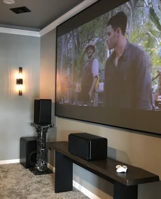 Fortified Solutions offers home theater products.