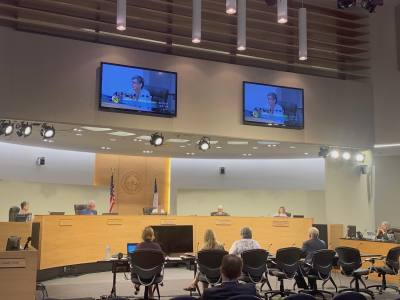 Travis County commissioners voted to pause new applications for economic incentive agreements at a July 30 meeting.